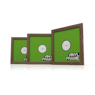 Glorious Vinyl Frame Rosewood -set of 3-